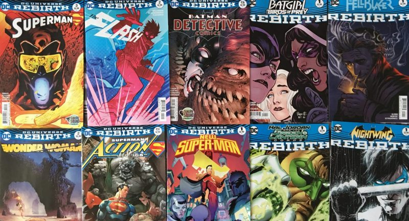 The Latest Comic Reviews by Alex Knight
