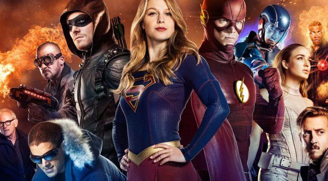 CW Justice League fan video