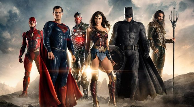 BLOG: Which Justice League member are you?