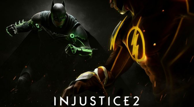 NEW EPIC INJUSTICE 2 GAME TRAILER