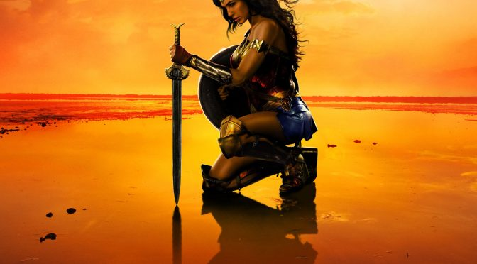 Amazing new wonder woman trailer