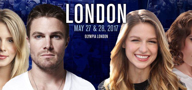 Heroes & Villains FanFest London