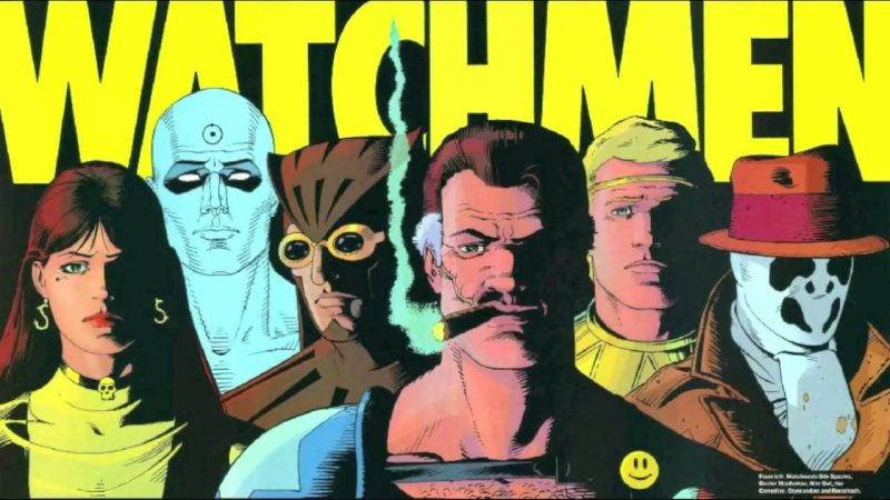 Who wants to watch the Watchmen…on TV?