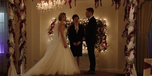 queen smoak wedding