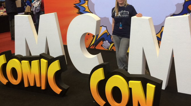 CONVENTIONS: MCM Manchester on top form, Kid
