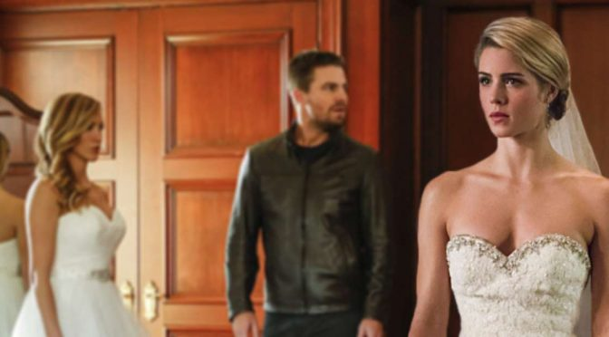arrow olicity wedding