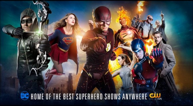 All the DC TV Shows Trailers From SDCC
