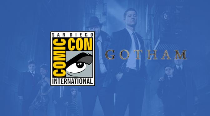 SDCC Gotham Coverage