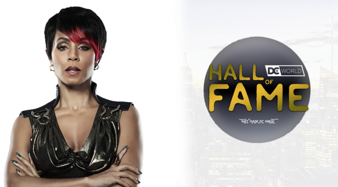 Jada Pinkett-Smith - Gotham - DC World Hall of Fame