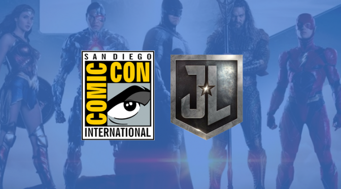 SDCC 2017 : Justice League Panel