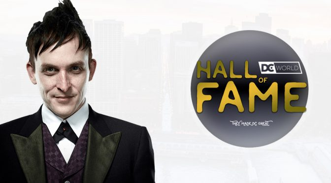 Robin Lord Taylor - DCWorld Hall of Fame - August Semi Final