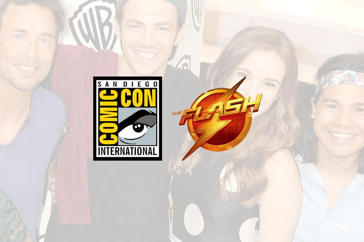 The Flash Comic Con