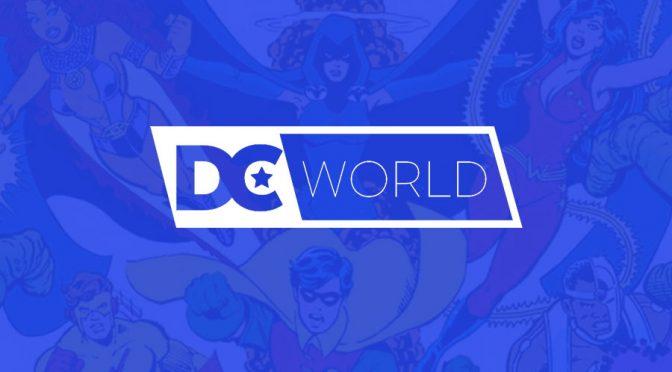 DCWorld Logo