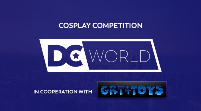 COMPETITION: Launching the DCWorld Cosplay Competition!