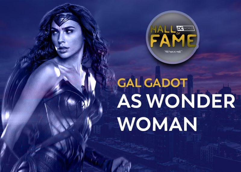 HOF: September Entrant #3 : Gal Gadot as Wonder Woman
