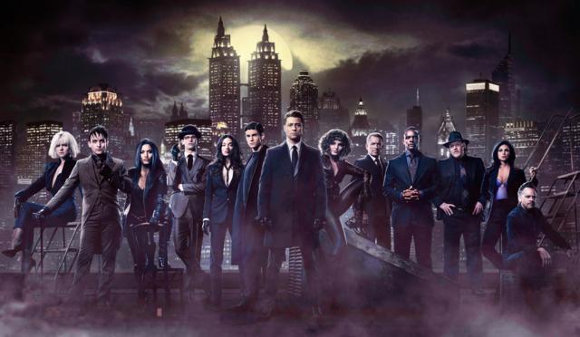 Gotham Season 4 Episode 1 A Dark Knight: Pax Penguina