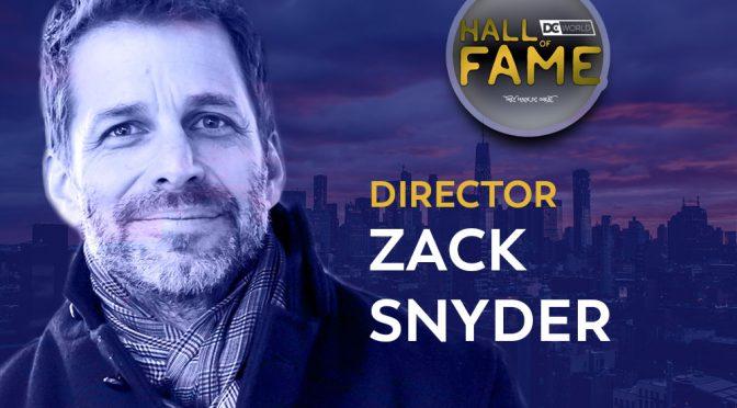 HOF: September Entrant #6 : Zack Snyder