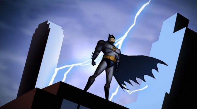 Batman: The Animated Series Coming To Bluray