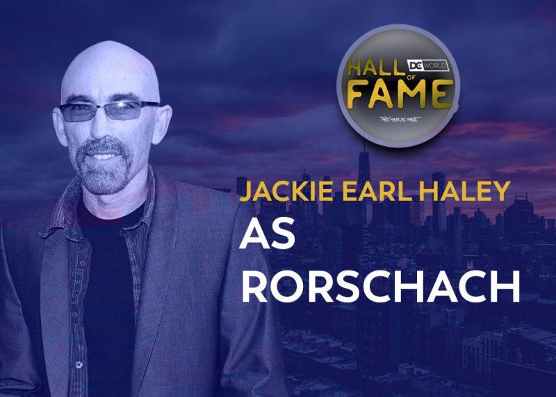 HOF: September Entrant #5 : Jackie Earl Haley as Rorschach