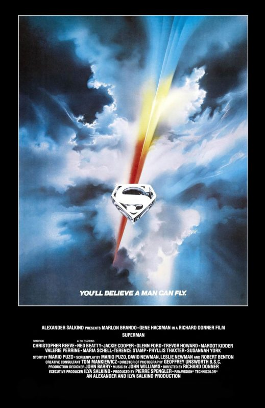 Superman: The Movie – A Memory…