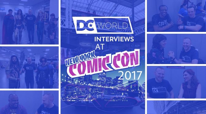 New York Comic Con Interviews by Alex Knight