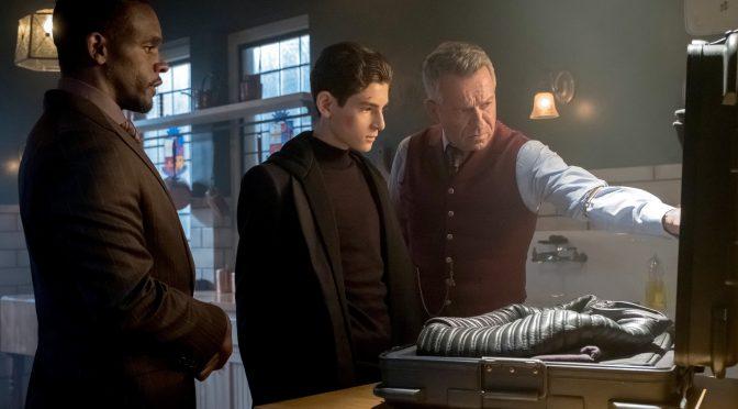 Gotham Season 4 Episode 2 The Dark Knight: The Fear Reaper