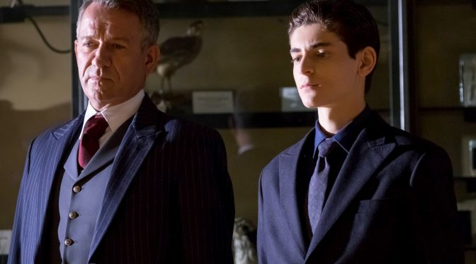 Gotham Season 4 Episode 4 A Dark Knight: The Demon's Head