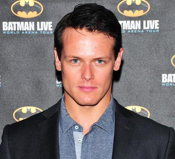 October Hall of Fame: Sam Heughan as Batman in Batman Live!