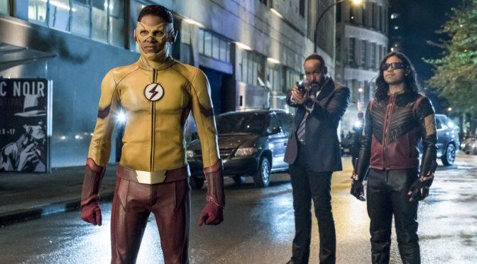 The Flash Season 4, Episode 1 Recap: The Flash Reborn
