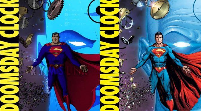 Doomsday clock dcworld