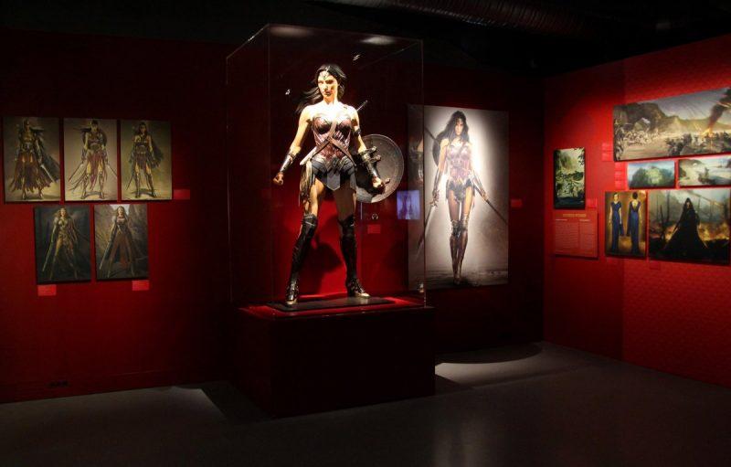 D Art Exhibition Uk : Dc exhibition dawn of super heroes london world
