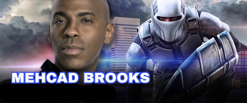 MEHCAD BROOKS INTERVIEW AT HVFF LONDON