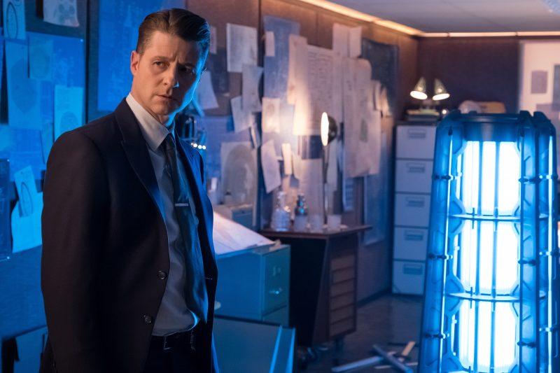 Gotham Season 4 Episode 20 A Dark Knight: That Old Corpse - DC World