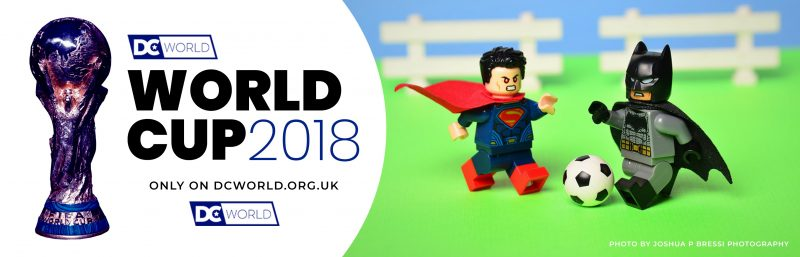 DCWorld World Cup 2018 – Opening Ceremony