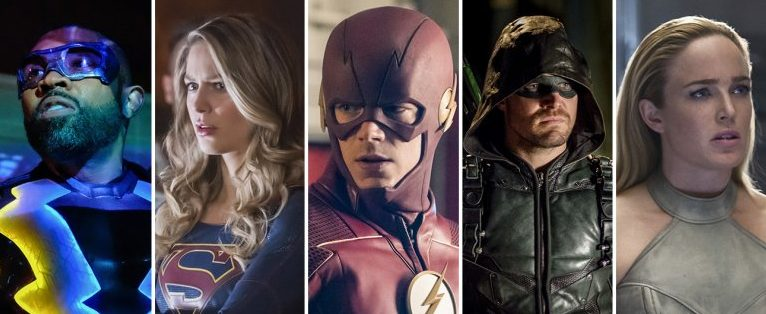 DC TV Shows- New trailers at Comic Con