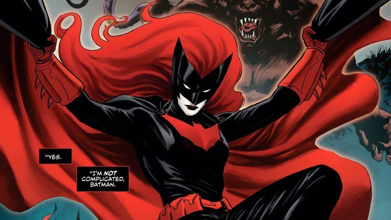 BATWOMAN TV series in development