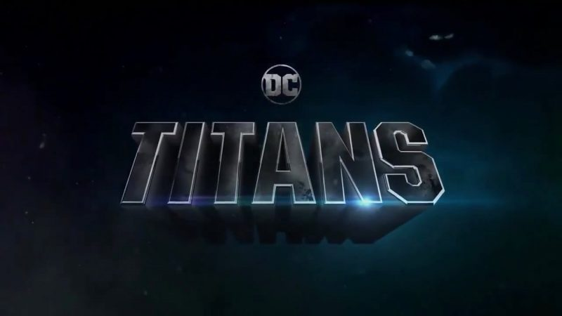 TITANS TRAILER IS HERE