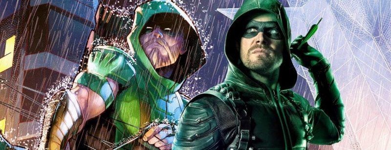 Arrow – Episode 12: Emerald Archer