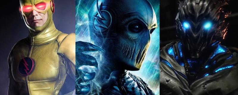 Flash Past Speedster Villains Return for Episode 100