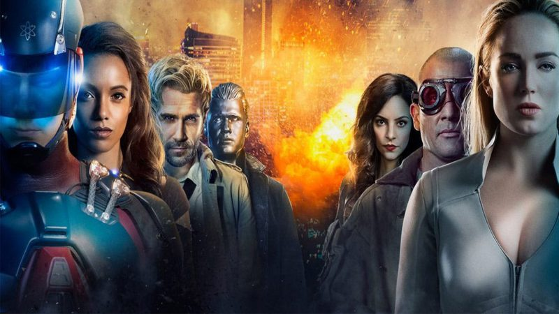Legends of Tomorrow: Witch Hunt (Review W/Spoilers)