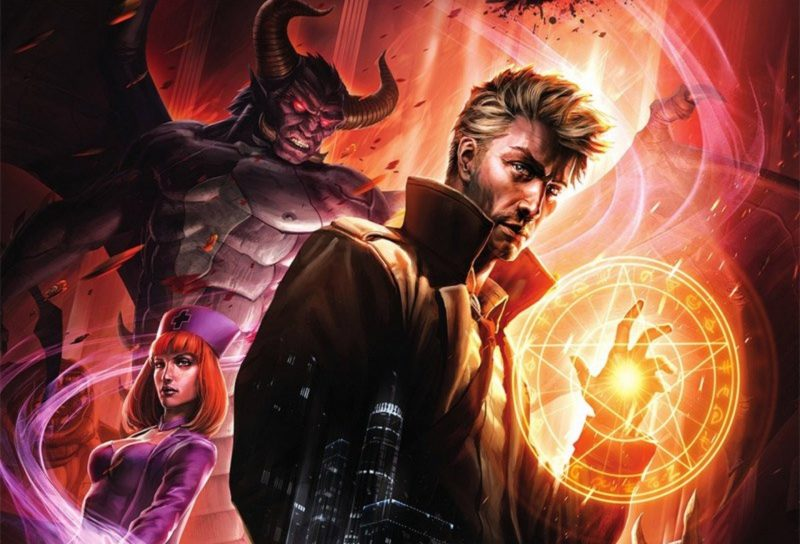 Constantine City of Demons Review