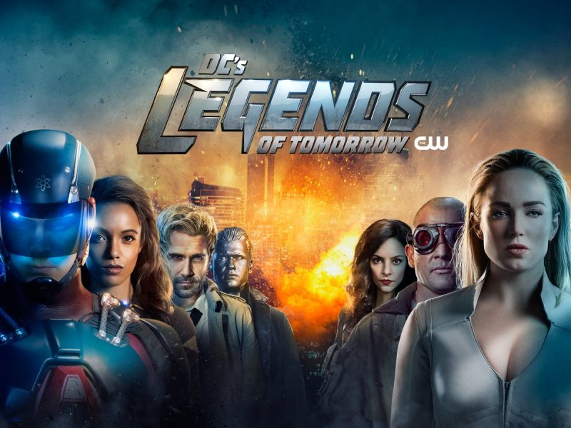 Legends Of Tomorrow:  Season 4 Preview