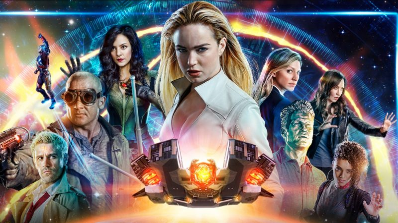 Legends Of Tomorrow Dancing Queen Review Wspoilers Dc World