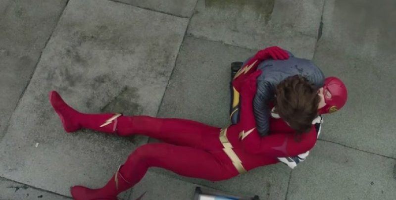 """Review: 'The Flash' Season 5 Episode 7 – """"O Come, All Ye"""