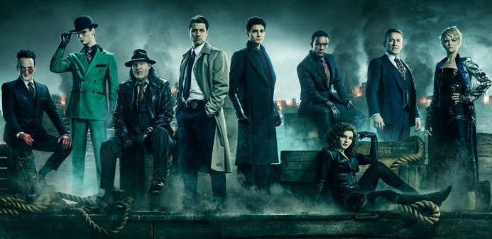 Gotham : Final Panel at the Television Critics Association Winter 2019