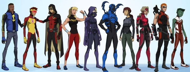 REVIEW: YOUNG JUSTICE OUTSIDERS EPISODES 1-3 - DC World
