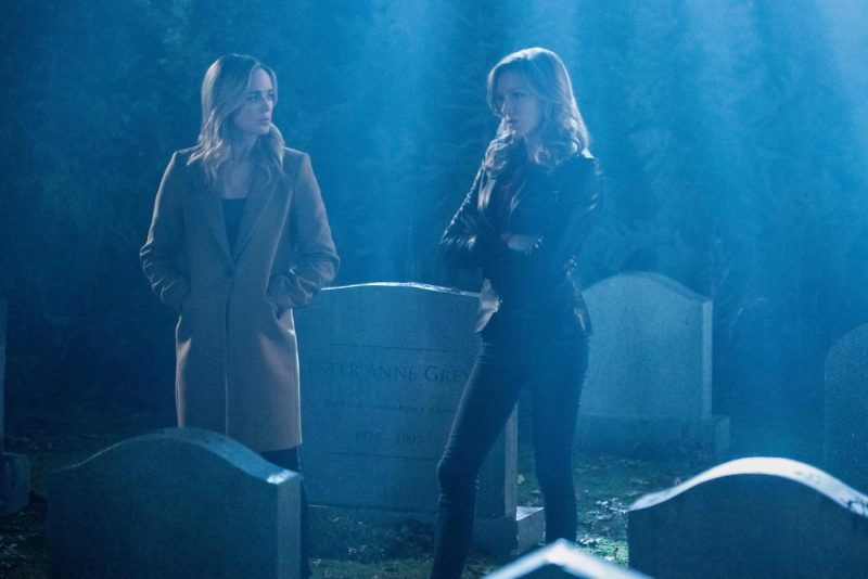 Arrow – Episode 18: Lost Canary