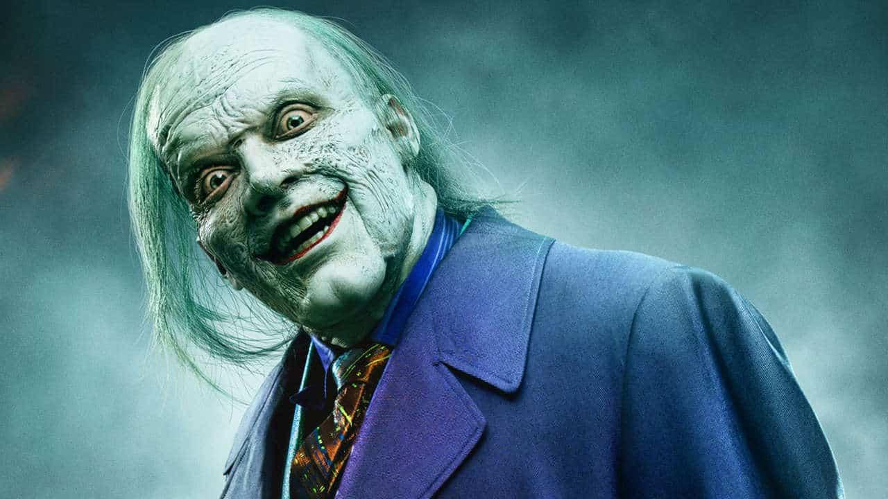 Gotham Reveal Final Look Of Mr J.
