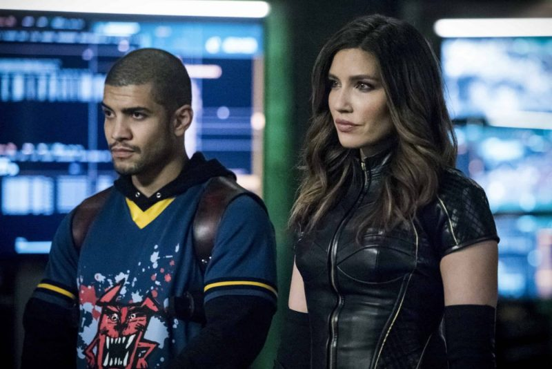 Arrow – Episode 19 : Spartan