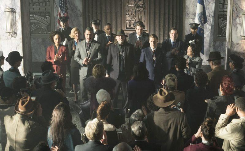 "Gotham Season 5 Episode 11 Legend Of The Dark Knight: ""They Did What?"""